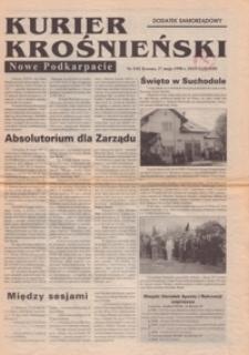 Kurier Krośnieński : Nowe Podkarpacie : dodatek samorządowy. - 1998, nr 5 (27 maj) = 82